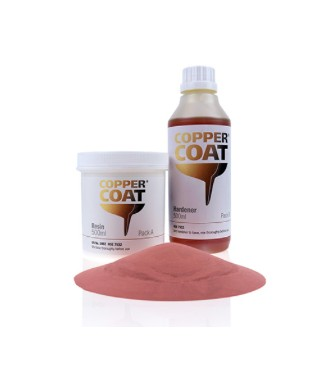 Coppercoat Anti fouling